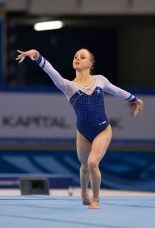 Tre finalplatser för Jonna Adlerteg i världscupen Challenge Cup