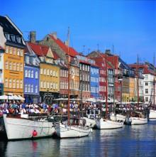Långkryssning till Köpenhamn i sommar