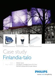 Case study: Finlandia-talo