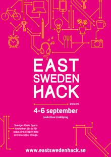 Anmälan till East Sweden Hack 2015 har öppnat
