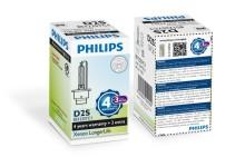 Nu lanserar Philips en Xenonlampa med 4 års garanti som standard.