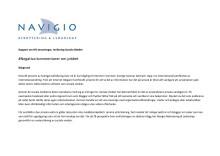Ny undersökning från Navigio: Varannan ung kommenterar arbetsplatsen på nätet - kan riskera uppsägning