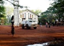 CAR: FN:s fredsbevarande styrkor måste förstärkas
