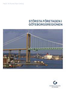 Största företagen i Göteborgsregionen