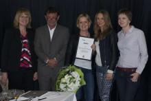 Kvinna till Kvinna tilldelas SIME Non-Profit Award