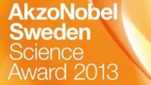 AkzoNobel Science Award belönar svenska forskare för banbrytande vetenskapligt arbete