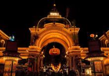 Höstlovsöppet på Tivoli och Legoland
