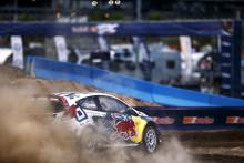 Wiman ajoi kahdesti A-finaaliin Daytonassa