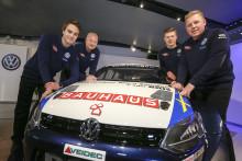 Två svenska Volkswagen-team i rallycross-VM