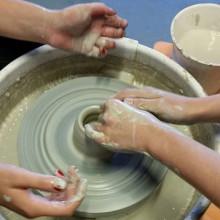 Höstlovsöppet i Keramikverkstan