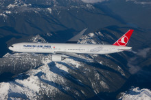Turkish Airlines' nya destinationer i vinter