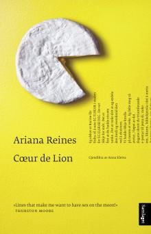 "Kultpoet Ariana Reines er ute med diktsamlinga ""Coeur de Lion"""