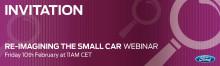 Inbjudan till Ford B-Max Webinar