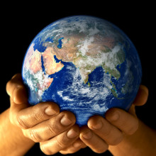 Väsbybornas miljölöften samlas in under Earth Hour