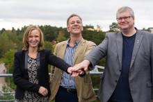Internationellt samarbete mellan Karlstads universitet, Åbo Akademi och Novia i Finland