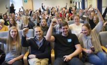 48 blivande ingenjörer besökte Värmländska skogsindustrier