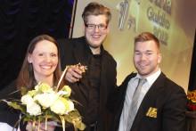 Coop Extra Danderyd vinner Arla Guldko 2012 Bästa Matglädjebutik