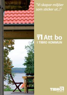 Folder om Tibro som bostadsort