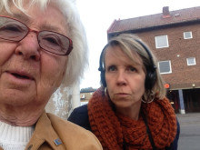 Kerstin Johanssons kulturgärning lyfts i Arrangörspodden