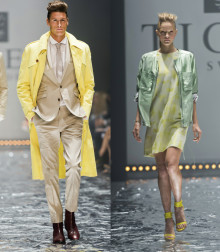 Spektakulärt när Tiger of Sweden hyllade The Factory i modeveckans största show