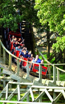 Stena Line's day trip to Oakwood back by popular demand