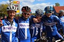 Rekordoppmøte i Vestfold for Sykkel-Touren
