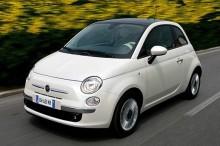 Fiat har lägsta Co2-genomsnittet I Europa