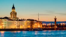Nyttårsfeiring i St.Petersburg; Rundreise Vietnam og Kambodsja; Ukens cruisekupp; EM-kvalik i fotball