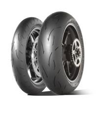 Dunlop lanserar nästa generations racingdäck för motorcyklar