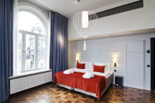 Arcona bygger flera Stockholmshotell