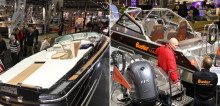 Försäljningen av nya motorbåtar ökar