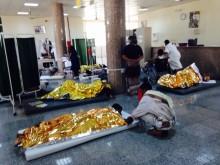 Medicinsk utrustning och sjukvårdspersonal når inte de skadade i Jemen