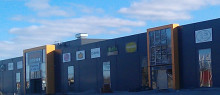 Ruukki har levert energibesparende paneler til Krambua kjøpesenter i Sarpsborg