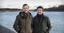 Naturen i människan - Jonas Olofsson och Johan Örestig