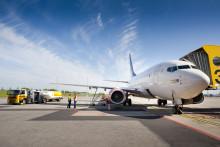 Allt fler flyger från Malmö Airport