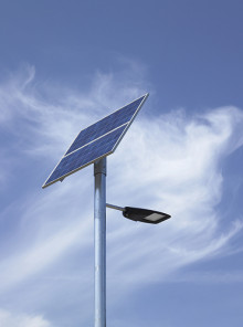 Philips develops solar powered LED street lighting breakthrough