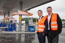 Storstilt oppgradering av bensin og diesel på Statoil