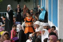 Ingen plats är trygg för barnen i Gaza