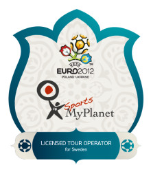 Äntligen klart! MyPlanet blir UEFA-partner till fotbolls EM 2012.
