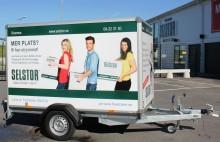 Fler gratis släpvagnar hos Selstor