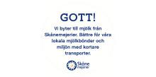 Svensk lokalproducerad mjölk får Max att välja Skåne