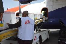 Förstörda flygplatser försvårar humanitära insatser i Jemen