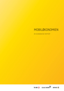 Mobiløkonomien - en skandinavisk rapport