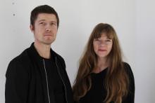 Konstnärerna Elin Lundgren och Petter Pettersson får Region Skånes kulturpris 2015
