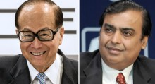 Upstream moguls populate billionaires list