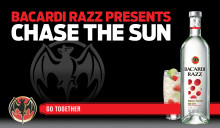 Landsomfattande sommarturné 'Bacardi Razz presents CHASE THE SUN'
