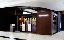 Nespresso åpner på Strømmen Storsenter