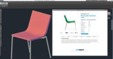Ny version av BIMobject® Appen uppdaterad för AutoCAD