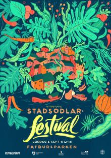 Skandinaviens första stadsodlarfestival