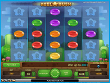 €12,247 mobile win on Reel Rush